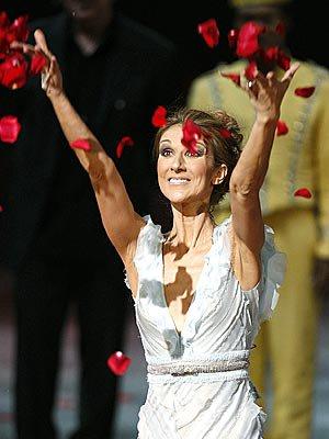 En 2007, Céline sort deux albums et donne le dernier spectacle à Las Vegas le 15 décembre...