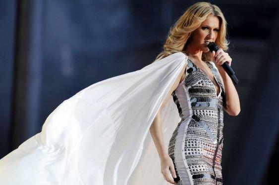 """Tournée mondiale """"Taking Chances World Tour"""" en 2008 pour Céline Dion..."""