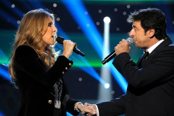 Céline Dion : Le grand show le samedi, 24 novembre 2012...