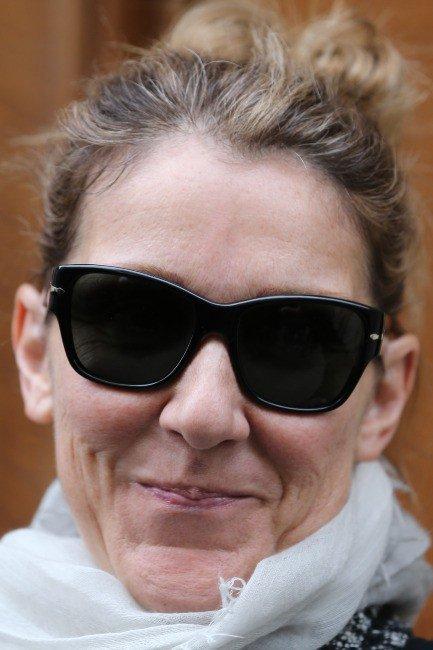 Céline Dion est enfin de retour à Paris - 20 novembre 2012