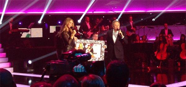 Céline Dion : son nouvel album ''Sans attendre'' triple disque de platine...