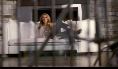 """Photos du Making Of du clip """"Le miracle"""" de Céline Dion"""
