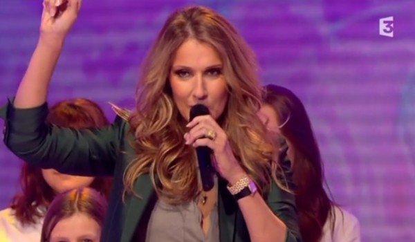 """Céline Dion dans """"Chabada"""" - 02 décembre 2012"""