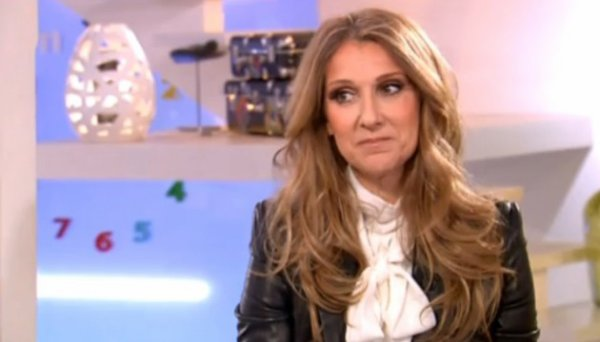 """Céline Dion dans """"C à vous"""" - Mercredi, 28 novembre 2012"""