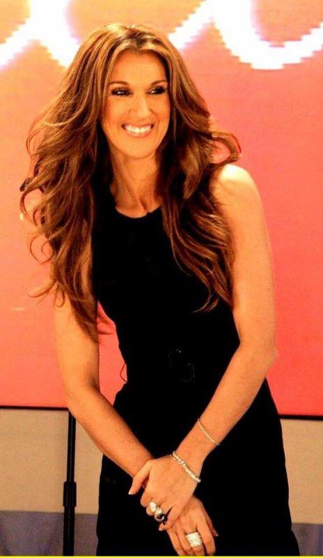 Céline Dion en toute intimité...