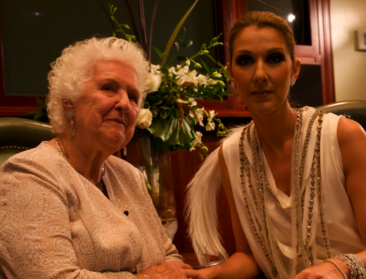 Céline Dion : Opérée du coeur, sa mère Thérèse a failli mourir...