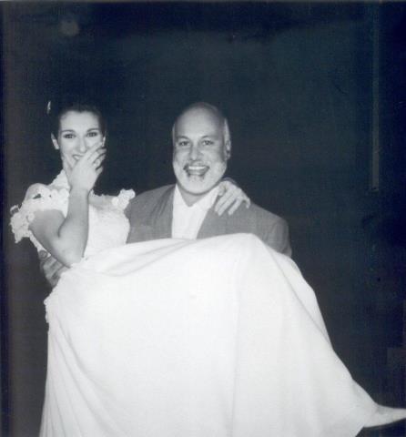 18 années de mariage pour Céline Dion & René Angélil...