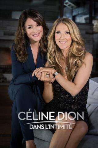 Céline Dion dans l'intimité, l'émission qui porte bien son nom...