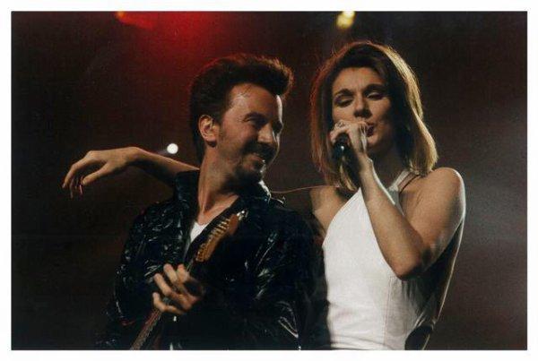 André Coutu est le guitariste de Céline Dion... - Un blog ...