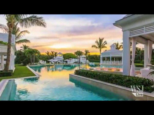 C line dion vend sa maison en floride un blog sur for Villa de celine dion en floride