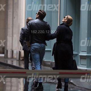 Céline Dion à Paris le 8 août 2017...