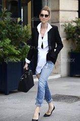 Céline Dion à Paris le 9 août 2017...