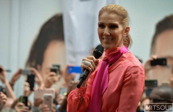 Céline Dion : 50 ans est le nouveau 25...