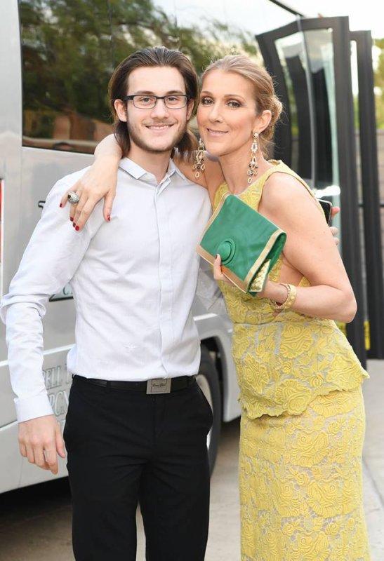 Joyeux anniversaire à René Charles Angélil, le fils de Céline Dion...