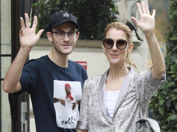 René-Charles, le fils de Céline Dion, se met à la chanson...