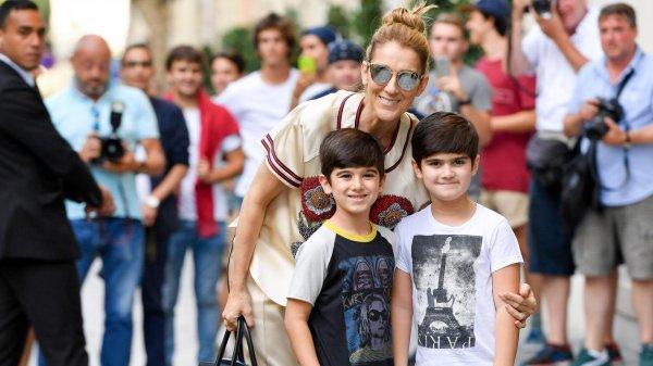 Connaissez-vous le péché mignon de Céline Dion? Elle aime les après-midi pyjama avec ses fils...