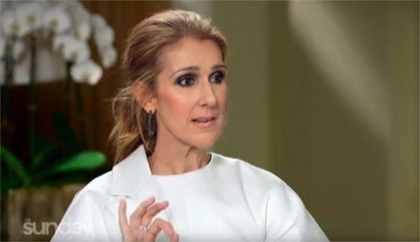 Céline Dion revient sur les trois ans de souffrance de son défunt mari...