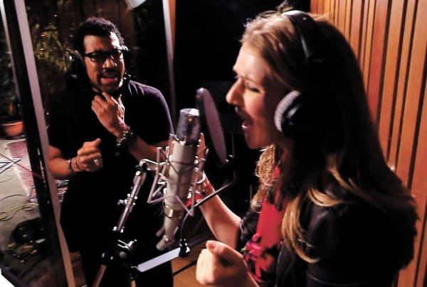 Lionel Richie rend hommage à Céline Dion à American Idol...