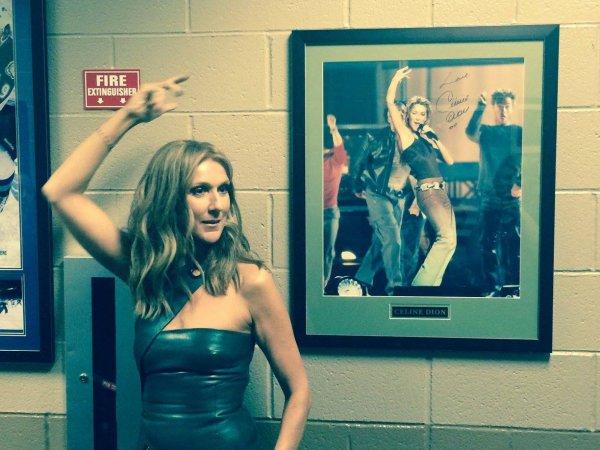 Céline Dion annule ses concerts de mars et avril 2018...