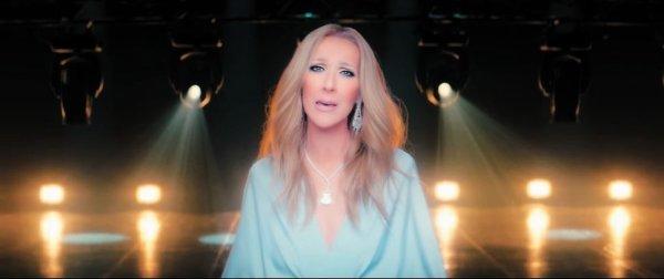 Le nouveau vidéoclip de Céline Dion vu 4 millions de fois en 24h...