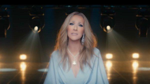 Plus de 10 millions de vues sur YouTube pour la nouvelle chanson de Céline Dion...