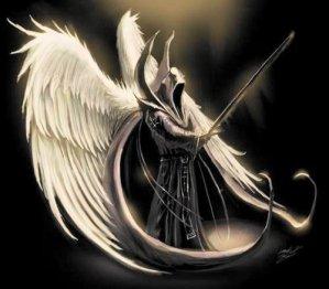 """L""""ange des ténèbres"""