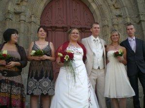 UN Beau mariage.