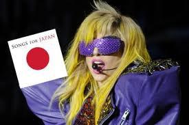 Songs for Japan (chansons pour le Japon)