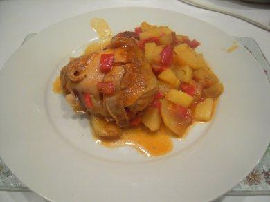 L'automne est bien là et du coup l'envie de cuisiner des plats plus consistant se fait sentir!
