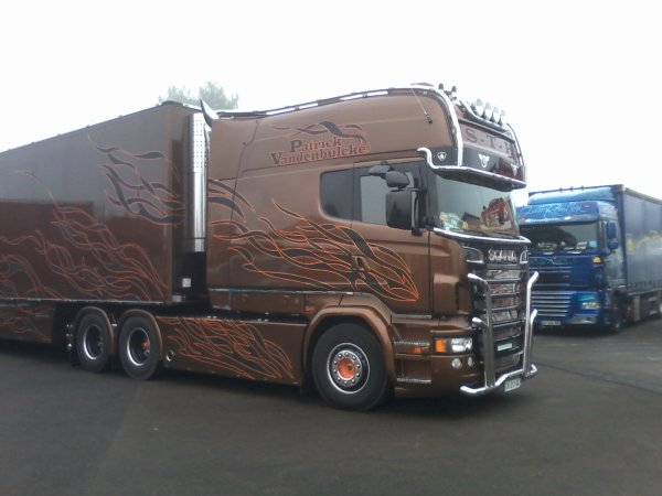Le Mans Camions 2014