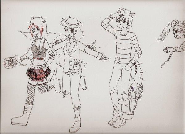 Halloween's Draw