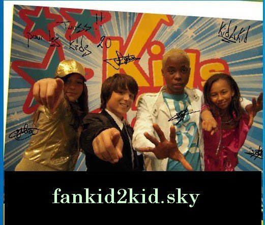 1° blog fan de kid2kid