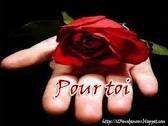 uniquement pour toi ma raison d'être..... toi, mon amour ......