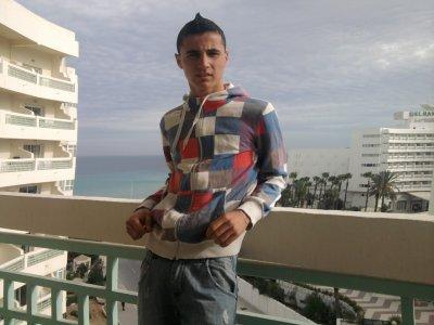 me in riadh palms hotel