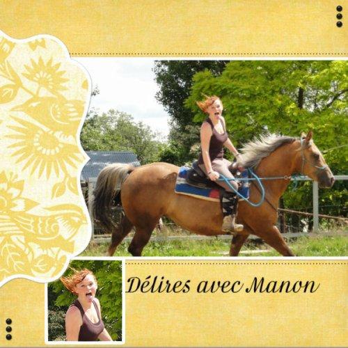 Délires avec Manon