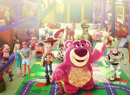 Liste des films d'animation Disney et PIXAR !