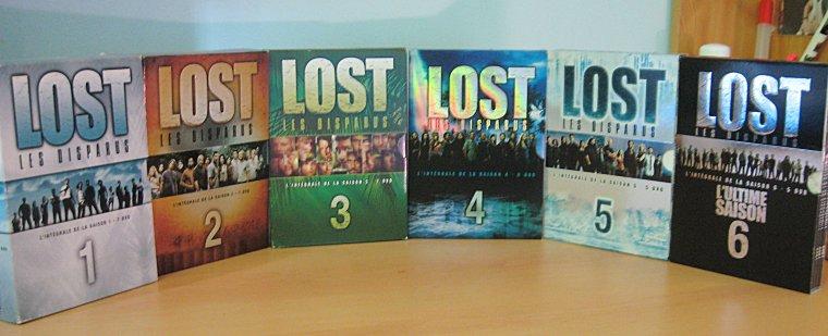 Série: LOST les disparus