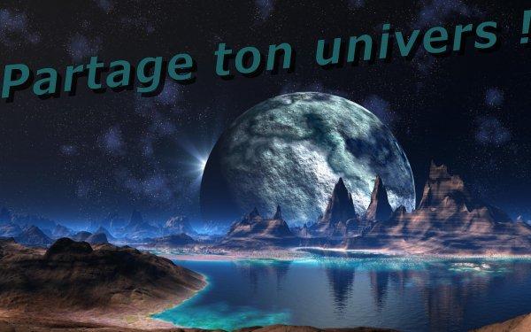 Partage ton univers !