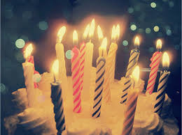 TOMORROW IS MY BIRTHDAY <3