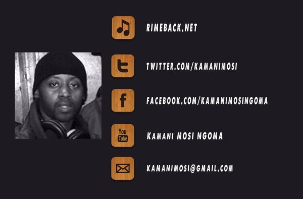 KAMANI MOSI LIENS / LINKS WEB