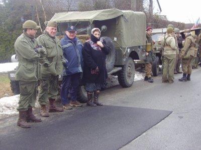 Les Dodges venus de Bastogne !