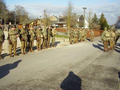 101st Airborne Belgian Friendly patché 83rd !