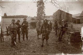 Groupe du 505 PIR Ardennes
