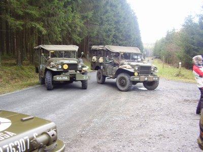 Quelques photos de véhicules !