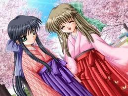 Vous en chibis et en Mangas ! :) lol (vous et votre / vos meilleur(e)(s) ami(e)(s) !