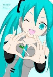 Pour tout les fan de Miku Hatsune !