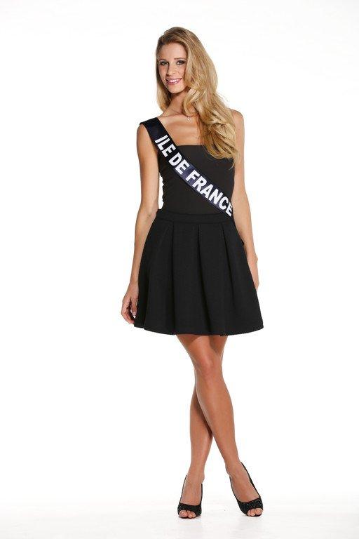 13/11/2014 Margaux sur le site de Miss France !