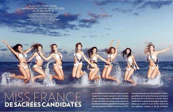 28/11/2014 Margaux dans Paris Match !