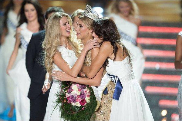 6/12/2014 Que d'émotion pour la nouvelle Miss France !