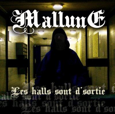 """Malluné mon StreetAlbum  """" LES HALLS SONT DE SORTIE """" depuis 26 AVRIL 2010"""
